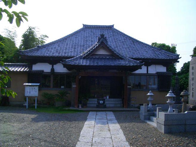 感応寺 写真1